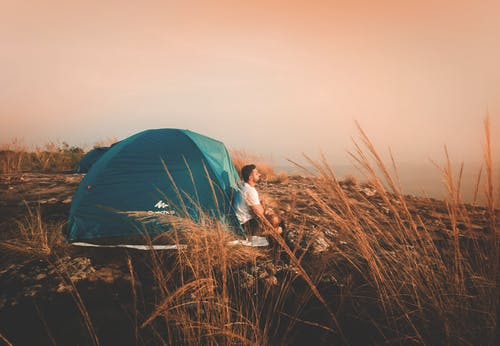 Glamping, A New Concept Of Camping